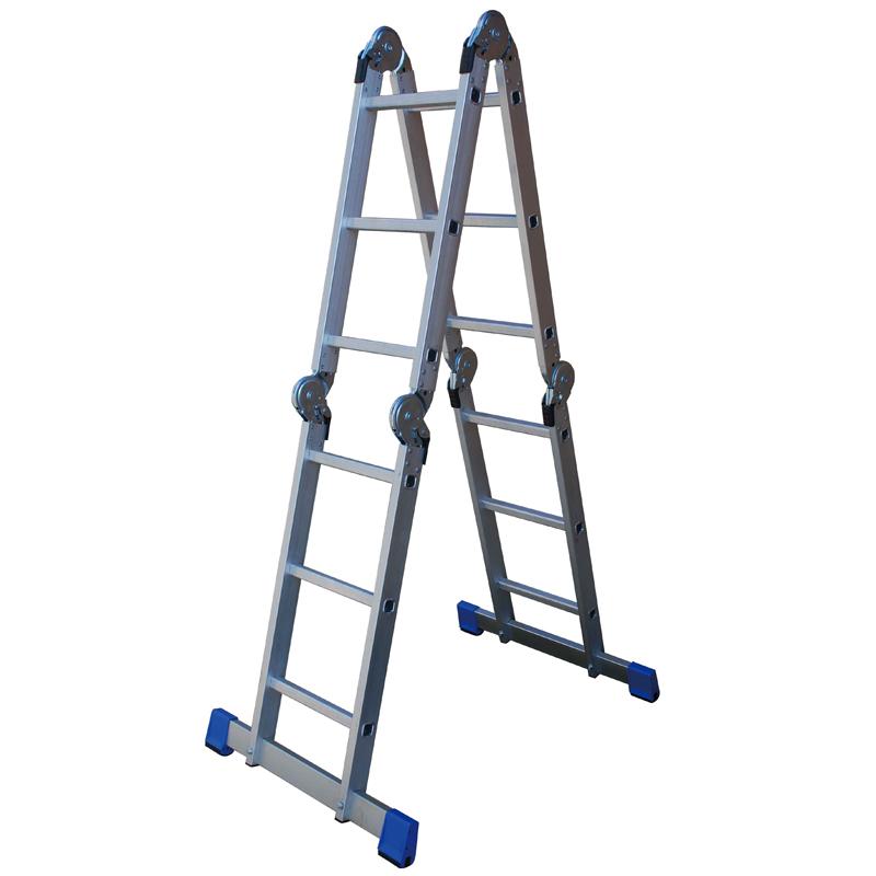 12阶铝合金多功能折叠梯
