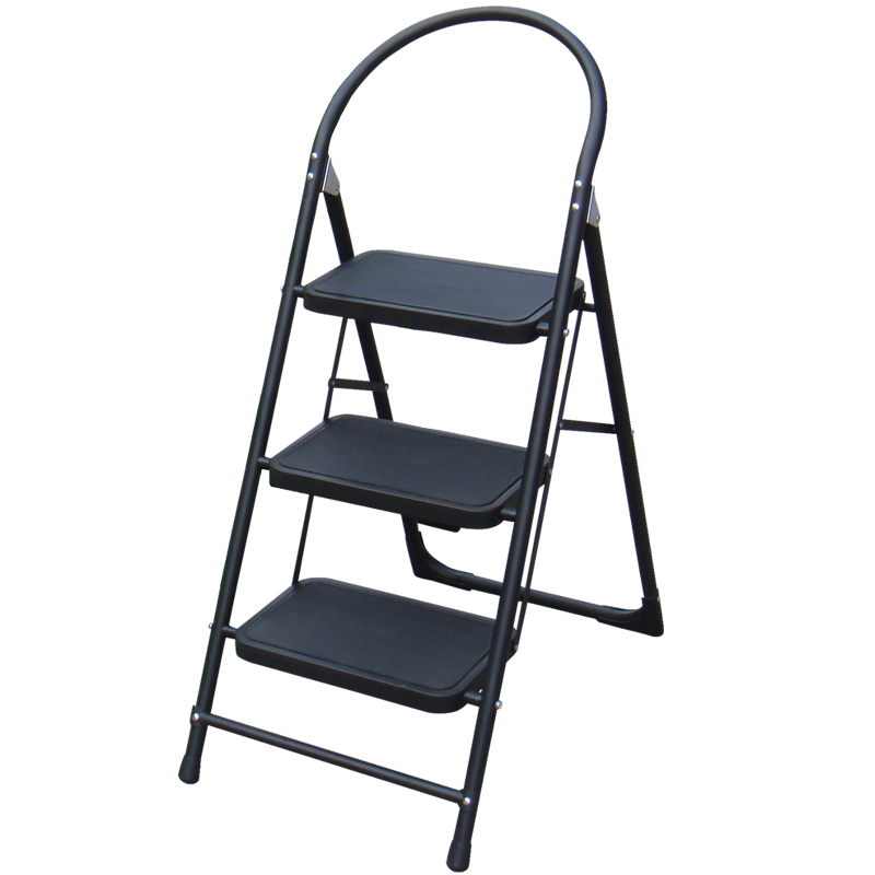 座椅式宽踏板铁梯