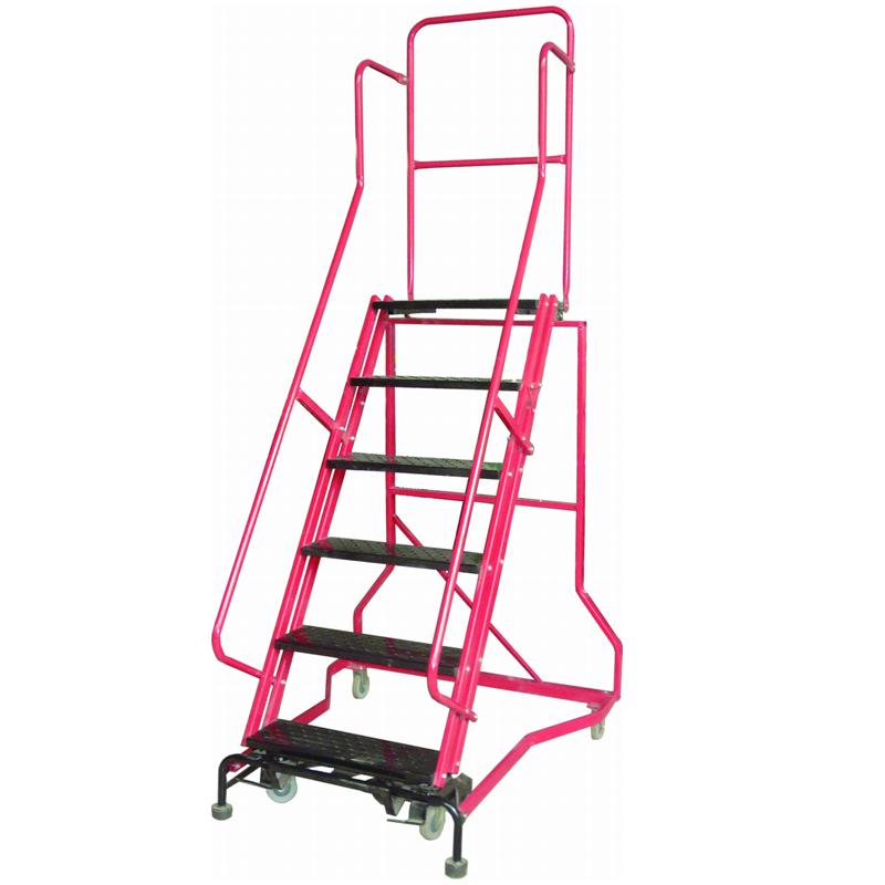 拆装式可移动平台作业梯