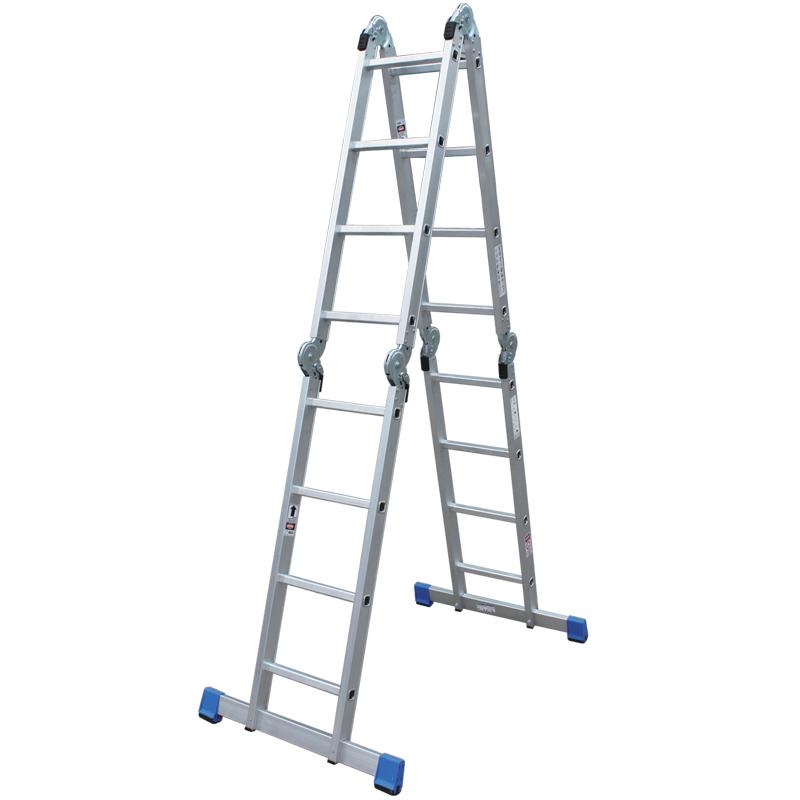 16阶铝合金多功能折叠梯