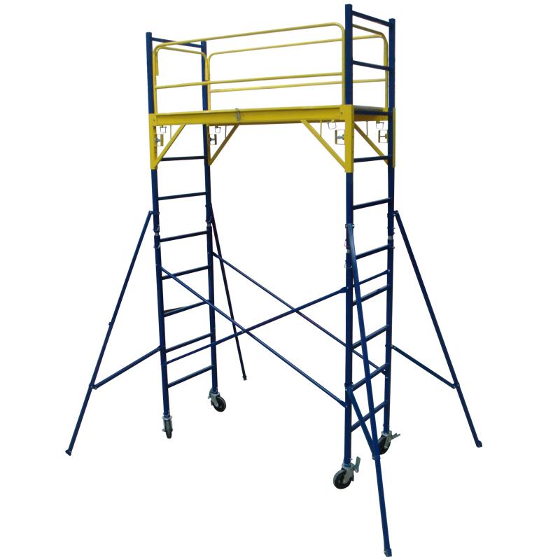 重型可移动作业平台梯